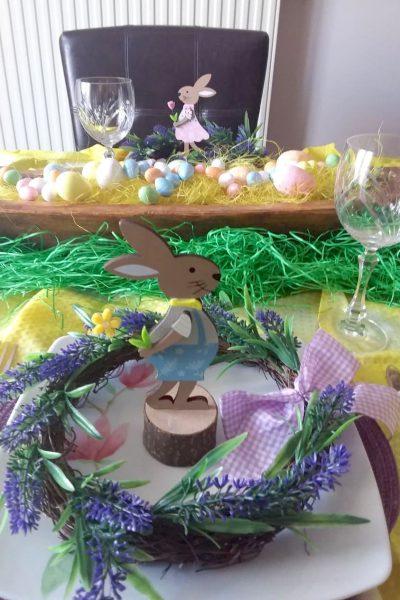 Φέρε την Άνοιξη και το Πάσχα Μέσα στο Σπίτι σου – Πασχαλινό Τραπέζι #pasxastospiti