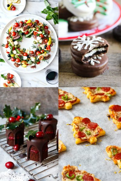 10 Νόστιμες και Εύκολες Χριστουγεννιάτικες Λιχουδιές