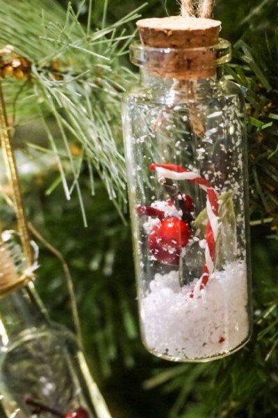Γυάλινα Χειροποίητα Χριστουγεννιάτικα Στολίδια